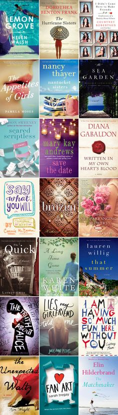 new books out June 2014 you'll be dying to read this Summer!