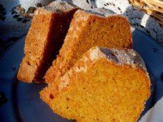 Mrkvová bábovka - recept | Varecha.sk Cornbread, Ethnic Recipes, Food, Millet Bread, Meals, Corn Bread, Yemek, Sweet Cornbread, Eten