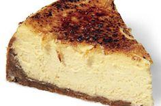 Creme Brulee Cheesecake — Punchfork