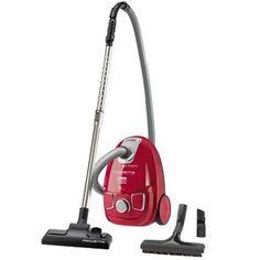 Rowenta RO5253EA Cylinder vacuum cleaner 3L 2000W A Red vacuum