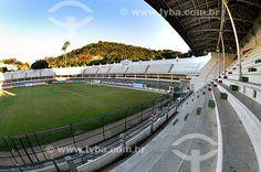 Estádio Manoel Schwartz (Laranjeiras) - Rio de Janeiro (RJ) - Capacidade: 8 mil -  Clube: Fluminense