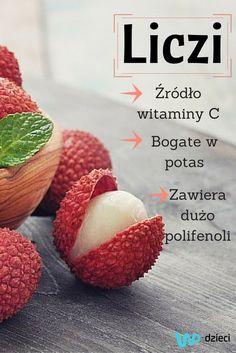 Legendy głoszą, że dobroczynnym wpływem na zdrowie tych owoców zachwycał się już sam Konfucjusz.  #lychee #fruit #vitaminC #delicious #healthy #healthyfruit #healthysnack #fitness #reducingdiet #diet #liczi #owoc #witaminaC #zdroweprzekąski #zdroweowoce #dieta #dietaodchudzające #pyszne Helpful Hints, Paleo, Healing, Place Card Holders, Herbs, Vegetables, Eat, Tips, Plants