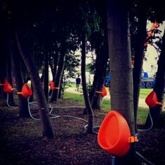 Pee Tree // Roskilde Festival 2012 - visit us and experience it for real or follow @visitroskilde on Instagram!