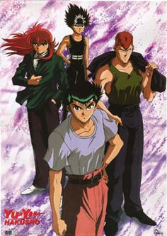 YuYu Hakusho (Manga) - TV Tropes ~•~ Reading/Watching - A definite favorite of mine!