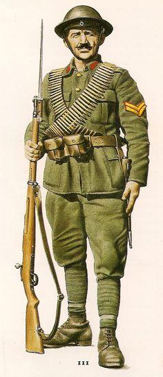 Greek Army 1940, infantry sergeant, pin by Paolo Marzioli