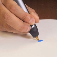 WobbleWorks unveils new pen for drawing 3D objects in the air