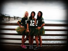 Green Bay Packers Tutu by Prettytimesthree on Etsy