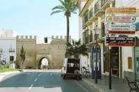 The beautiful town of Tarifa