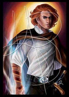 WOT - Rand Al'Thor by ReddEra.deviantart.com