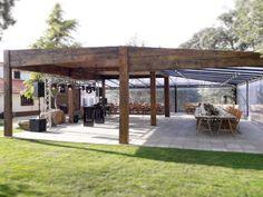 Pergola, Outdoor Structures, Homestead, Outdoor Pergola