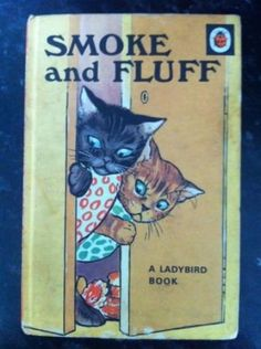 Nice condition Ladybird Book : Smoke and Fluff . Series 401 - Priced Net from 1980s Childhood, Childhood Memories, Toddler Books, Childrens Books, Flower Fairies Books, Children's Comics, Ladybird Books, Vintage Children's Books, Old Toys