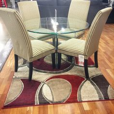Area Rugs Under A Dining Set Add Another Touch Of Style And Decor To Your  Home