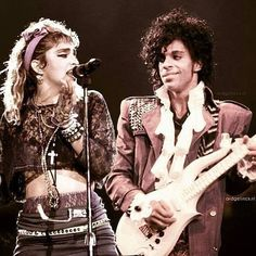 Prince, Madonna and Photoshop.