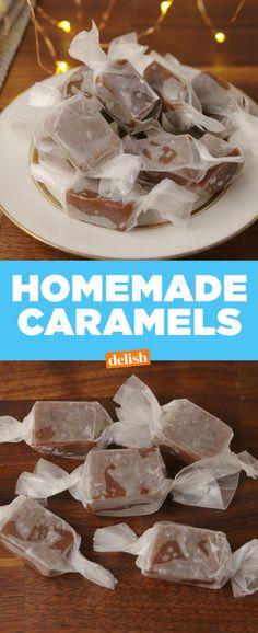 Soft Sea Salt Carmels