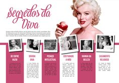 Infográfico - Segredos da Diva - Caroline Pickler - SATC