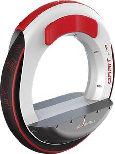 L'Orbit est une (future) version allégée de la monoroue électrique Solowheel