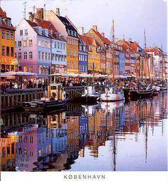 Marian desde Copenhaguen (Dinamarca)