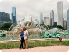 bf-20 Buckingham Fountain, Niagara Falls, Nature, Travel, Naturaleza, Viajes, Destinations, Traveling, Trips