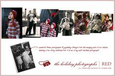 holiday photos cards