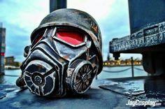 NCR Veteran Ranger helmet