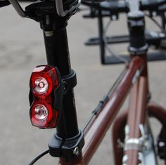Bike Taillight Waterproof Riding Rear Light Bicycle Reflector Taillight FD EH