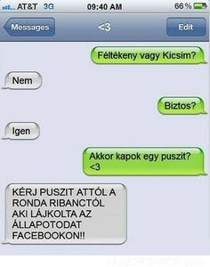 vicces, humor, poén Funny Conversations, Forever Girl, Love Ya, Funny Moments, Cringe, Funny Jokes, Haha, Funny Pictures, Messages