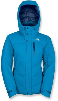 Love this North Face jacket for cooler destinations.