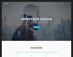 """Check out new work on my @Behance portfolio: """"Greco Multipurpose PSD Template"""" http://be.net/gallery/44146787/Greco-Multipurpose-PSD-Template"""