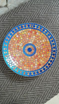 MOSAIC BOWL DONE