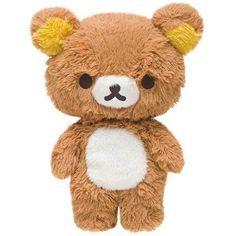 Rilakkuma brown teddy bear plush toy by San-X