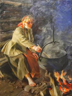 Anders Zorn ~ Swedish Master Realist painter | Tutt'Art@ | Pittura * Scultura * Poesia * Musica |