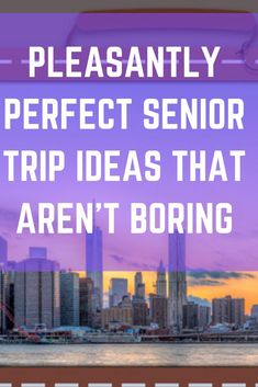 High school is finally over. How about you guys go on one last trip with your senior class to bring the years spent together to the perfect end? Sounds good? Here's some amazing senior trip ideas that you can use to plan this trip, and have an awesome time! Honeymoon Destinations All Inclusive, Vacations To Go, Travel Destinations, Travel Tips, School Vacation, Vacation Trips, Vacation Ideas, Best Vacation Spots, European Vacation