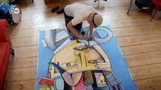 The German Pop-art artist Jim Avignon   Euromaxx