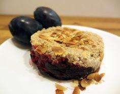 Švestkový krabl Muffin, Pie, Breakfast, Desserts, Food, Torte, Morning Coffee, Tailgate Desserts, Cake