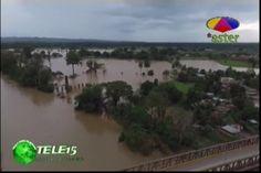 Todos Los Detalles Sobre Las Inundaciones Provocadas Por La Lluvia De Los Últimos Días En El Territorio Nacional