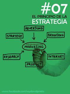 #07 EL PRINCIPIO DE LA ESTRATEGIA | David Prieto