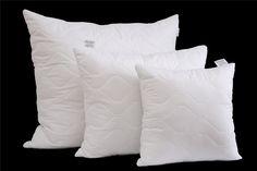 Vzdušné vankúše bielej farby 70x80 cm Bed Pillows, Pillow Cases, Pillows