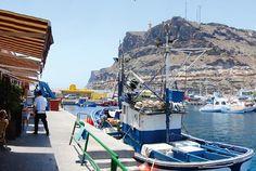 Kalaherkkuja Gran Canarialla #finnmatkat
