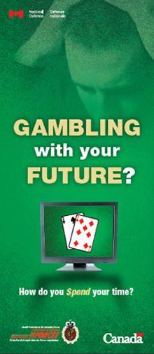 Online Gambling, Addiction, Community, Poster, Billboard