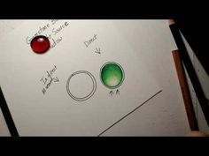 How to Draw Gemstones with Prismacolor Pencils - YouTube
