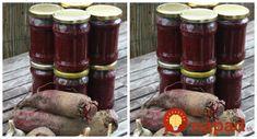 Nakladaná repa s cesnakom: Dajte si pár lyžičiek ku každému jedlu a choroby sa od vás budú držať na sto honov!