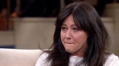 Shannen Doherty tears up as she chats with Dr. OZ on her battle with breast…