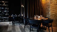 Sleek, lively and abuzz, at Uformel in Copenhagen you've got informal dining with Michelin star pedigree. Copenhagen Style, Copenhagen Travel, Copenhagen Denmark, Best Places To Eat, Good Night Sleep, Dining Table, Furniture, Restaurants, Design