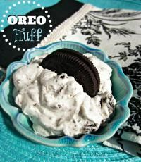 Oreo Fluff on MyRecipeMagic.com. This is so easy to make and a family favorite!