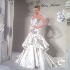 Sparkling glamour by Pnina Tornai