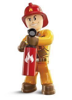 Strażacy Action Twon to prawdziwi superbohaterowie, którzy uczestniczą w wielu ryzykownych akcjach. Pomagają, ratują, gaszą pożary, a wszystko przy użyciu profesjonalnego sprzętu, jak lotniskowy wóz strażacki, wóz terenowy i wóz mniejszy, a także quad. Zobacz, w co jeszcze strażaków Action Town wyposażyła firma Cobi https://www.pinterest.com/cobitoys/co-i-gdzie-mo%C5%BCesz-znale%C5%BA%C4%87-w-action-town/