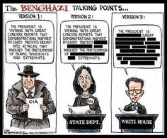 Benghazi, USA: information