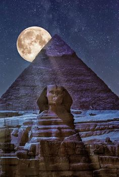 Moon and the History