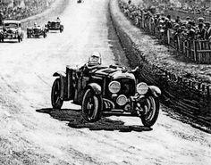 24h LE MANS 1933 - BENTLEY Blower C #5 - Louis Gas - Jean Trévoux