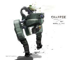 Aaron Beck: Chappie!